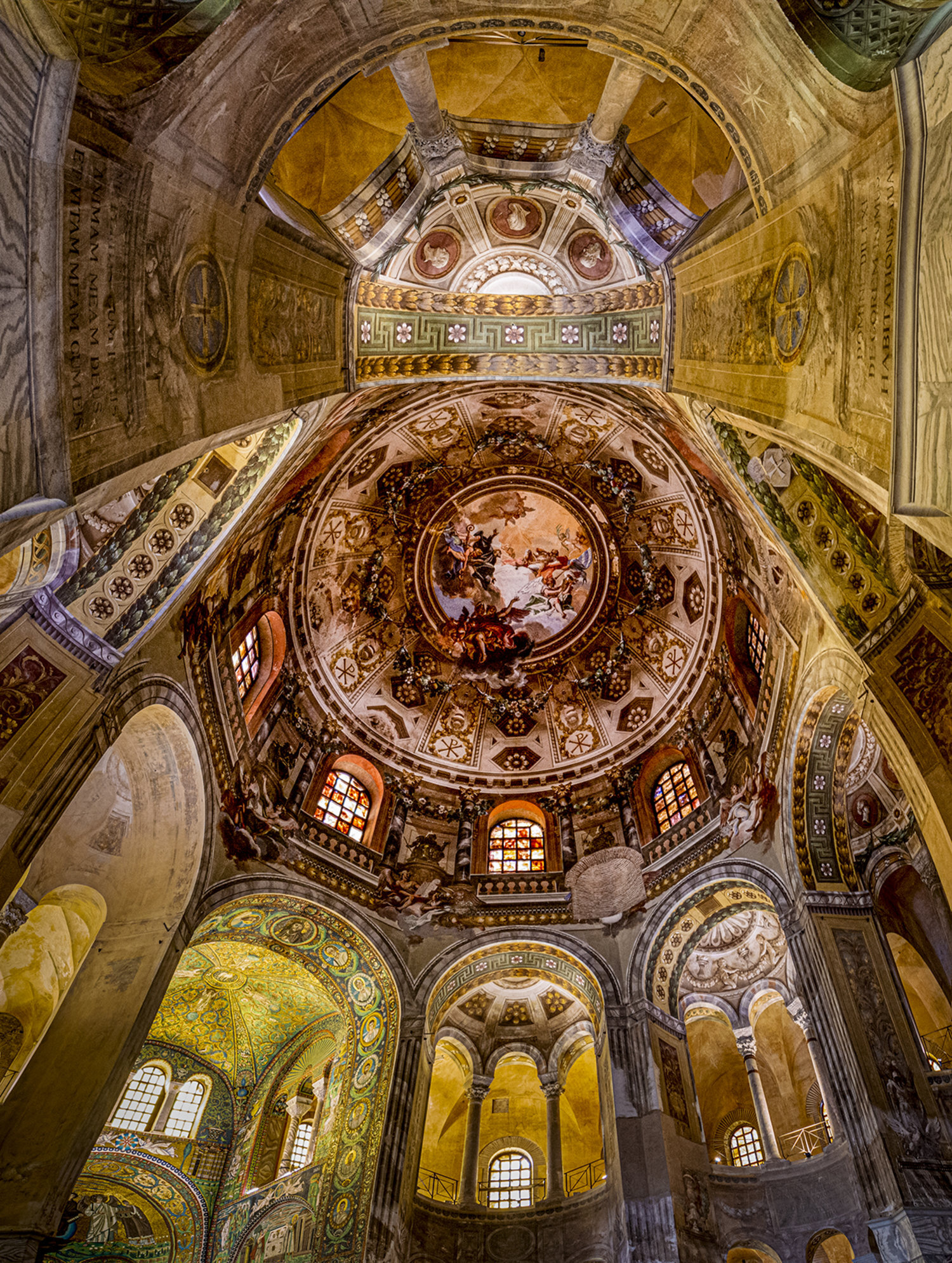 6-...soffitto Ed Esedre... Ravenna