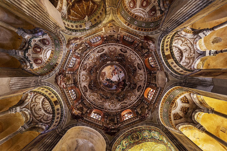 7-...cupola Ravenna