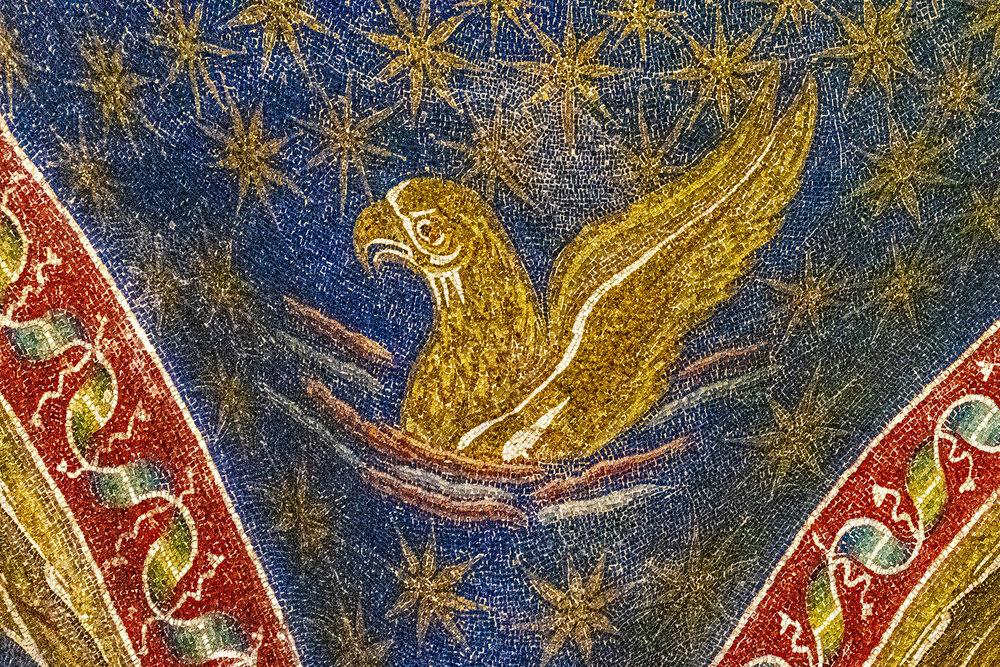 Ravenna 7-...dettaglio...volatile...