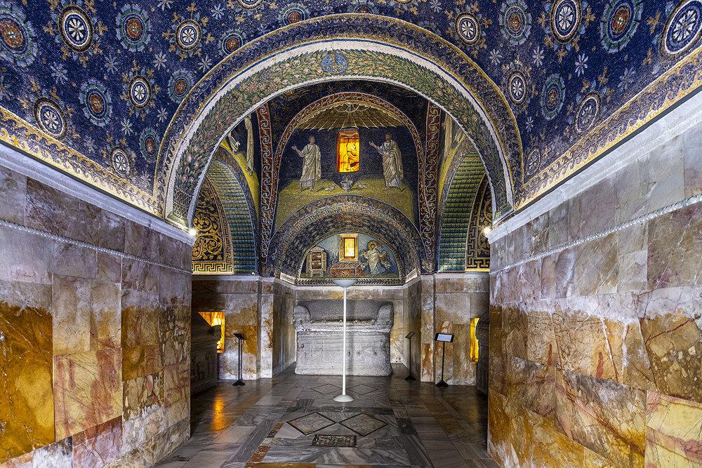 Ravenna Mausoleo Di Galla Placidia 1-ingresso...